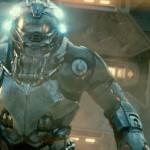 Iron Man-Robocop hybrid alien suits