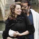 Ajay and Kangna Ranaut