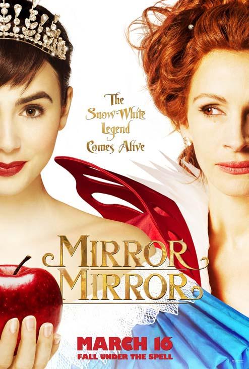 Mirror Mirror, Julia Roberts