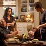Martin Sheen, Sally Field and Andrew Garfield