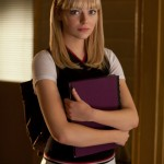 Emma Stone as Gwen Stacy in The Amazing Spider-Man movie