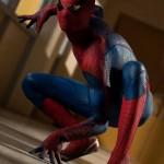Andrew Garfield in The Amazing Spider-Man movie