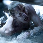 Rhys Ifans as Lizard in The Amazing Spider-Man movie