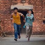 Arjun and Parineeti in the movie Ishaqzaade