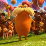 The Lorax and friends
