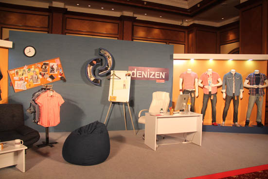 The Stage for Denizen Clothing