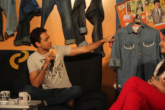 Imran Favorite, Denim Shirt