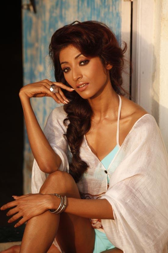 Actress Paoli Dam