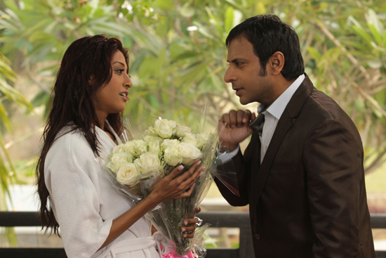 Paoli Dam and Joysen Gupta in Hate Story