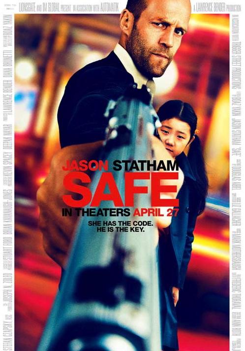 Safe, Jason Statham