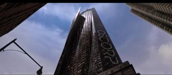 The Evil Oscorp
