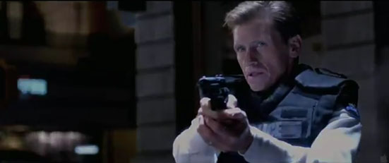 George Stacy (Denis Leary)