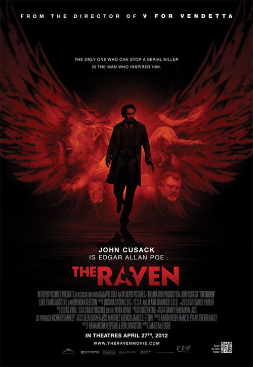 The Raven, John Cusack