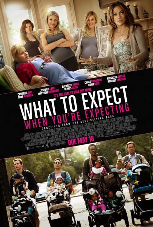 What to Expect When You Are Expecting, Cameron Diaz