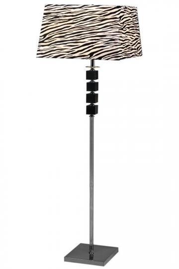 Zebra Floor Lamps : Animal tastic all about prints zebra floor lamp minority review