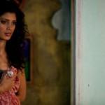 Dev's love interest Tena Desae