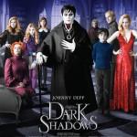 Dark Shadows movie poster
