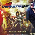 Department Bollywood movie poster