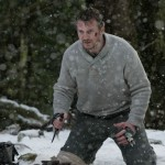 ActorLiam Neeson as Ottway in the film The Grey