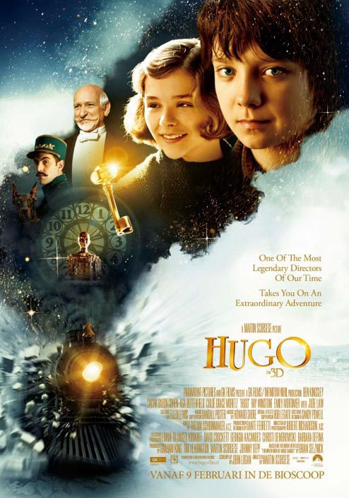 Hugo, Ben Kingsley