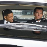 Will Smith and Josh Brolin in the film Men In Black 3
