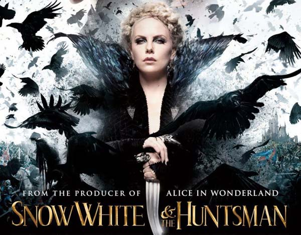 snow white and huntsman in hindi
