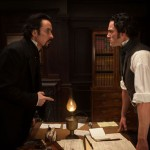 Actors Cusack and Luke Evans discuss the case