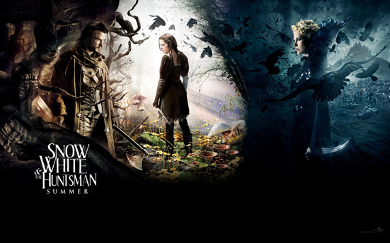 Snow White and The Huntsman Contest