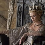 Stunning Charlize Theron in Snow White & The Huntsman
