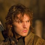 Sam Claflin as William is not the prince charming