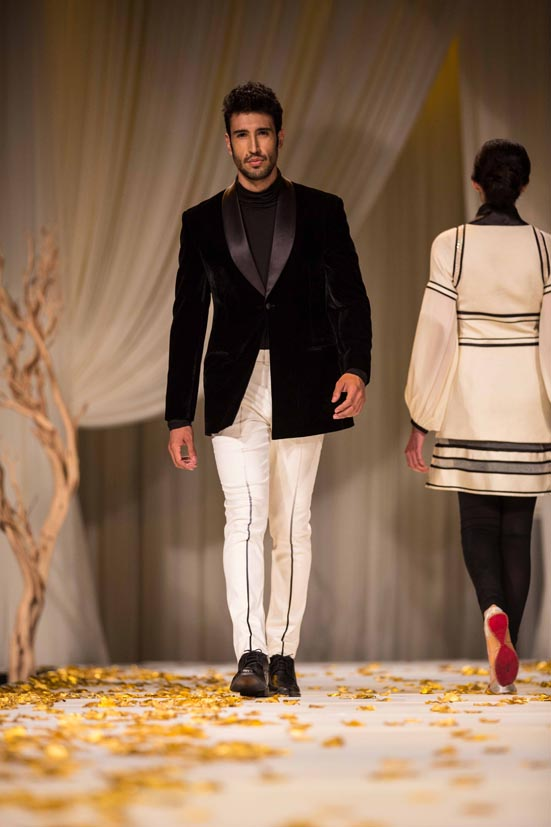 Fashion Show in Canada