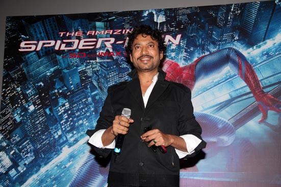 The Amazing Spider Man, Irrfan Khan