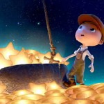 From the animated short La Luna