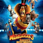 Madagascar 3 Europe's Most Wanted movie poster