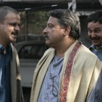Manoj Bajpayee and Tigmanshu Dhulia In Gangs Of Wasseypur