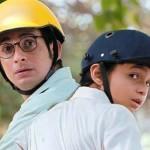Actors Sharman & Ritvik - Father Son Duo in Ferrari Ki Sawaari