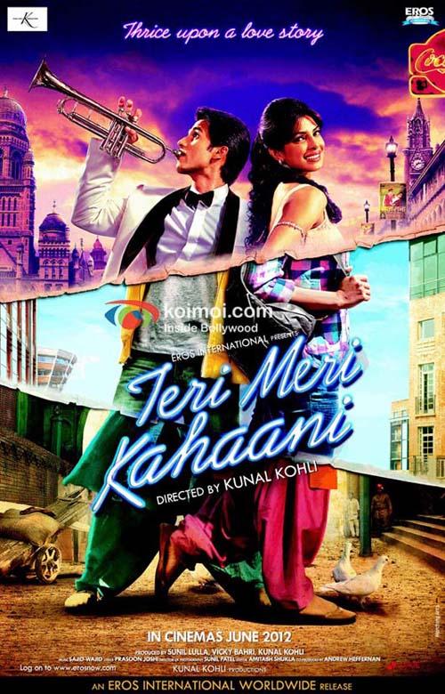 Teri Meri Kahaani, Shahid Kapoor