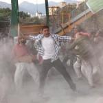 Vikram Rathore fights in Rowdy Rathore