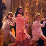 Poorly choreographed Catherine Zeta-Jones number
