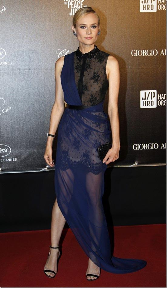 Diane Kruger in Sheer