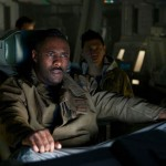 Idris Elba as the expendable Captain of the Prometheus