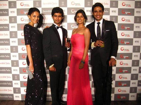 Kriti Malhotra, Siddharth Menon, Nimrat Kaur and Gulshan Devaiah