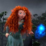 Merida and the wisp o' the willow