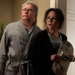 Martin Sheen as 'Grandma' Ben and Sally Fields as Aunt May in The Amazing Spider-Man
