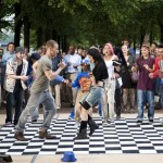 The crew show off their moves in Street Dance 2