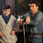 George Sampson as Eddie and Tom Conti as Manu in Street Dance 2
