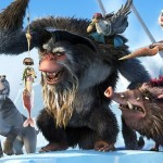 The pirates of Ice Age 4: Continental Drift