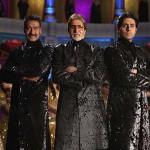 Amitabh Bachchan, Ajay Devgn & Abhishek in Bol Bachchan