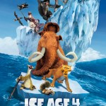 Ice Age 4: Continental Drift movie poster