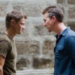 Jeremy Renner and Ed Norton in The Bourne Legacy